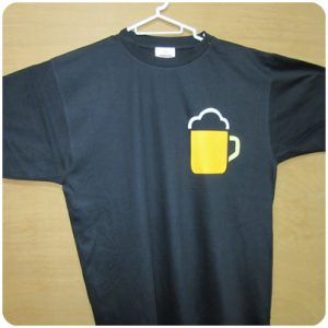 page泡Tシャツ